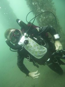 Hollis Rebreather in Lembongan