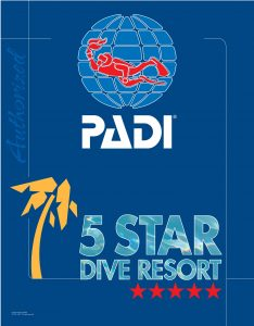 PADI 5 Star Dive Resort in Lembongan
