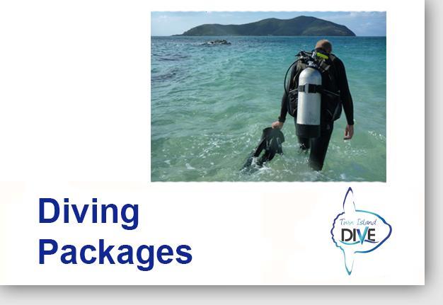 Dive Packages - diving penida