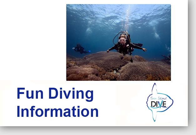 Fun Diving Information - diving penida